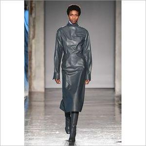 Ladies Leather Apparels