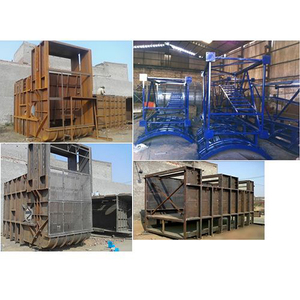 Fabricated Products for Cement Industries