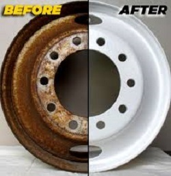 Rust Remover and Metal Conditioning