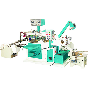 Stamping Foil Machine