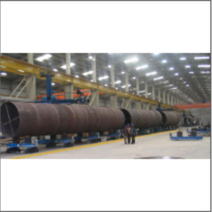 Wind Tower Fabrication Machines & Systems