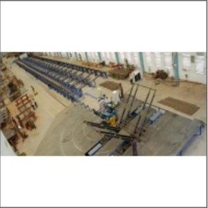 Boiler Panel Membrane Welding Machine