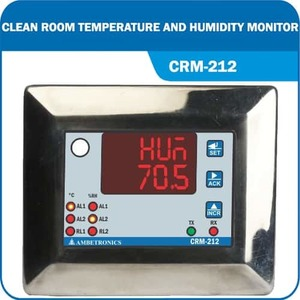Clean Room Monitoring Equipments