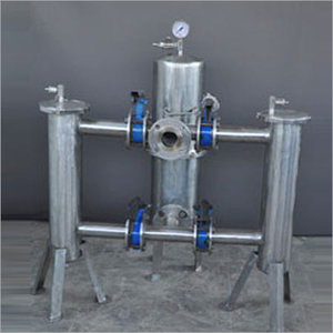 Duplex and Simplex Filters & Strainers