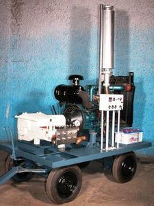 Pump Packages System