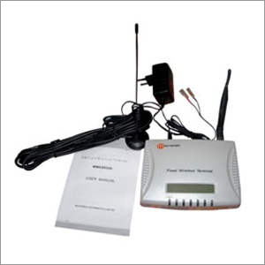 Fixed Cellular Terminals (FCT)
