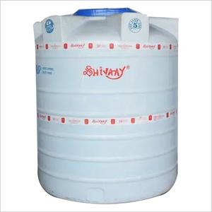 5 Layer plastic Water Tank