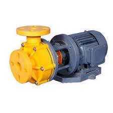 Centrifugal Monoblock PP Pump