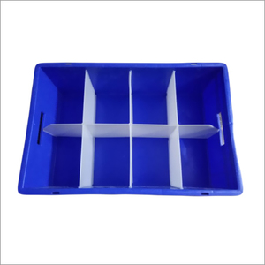 Injection Molding Crates