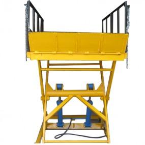 Pit Mounted Scissor Lift
