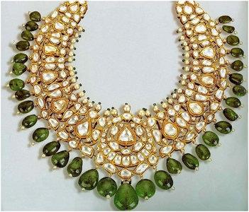 Kundan Polki Jewelry