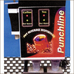 Double Option Vending Machine