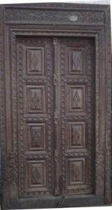 Wooden Rajwadi Doors