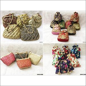 Potli Bags/ Batua Bags