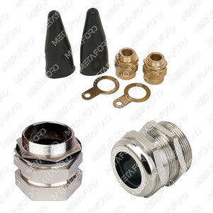 Brass Cable Glands and Accessories