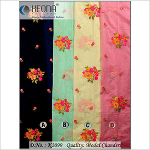 Exclusive Embroidery Fabric