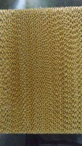 Honey comb cooling pad