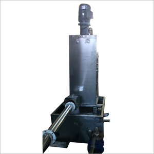 Polymer Compounding And Pelletizing Machine