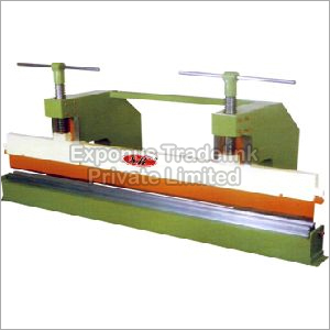 Industrial Machine And Tool