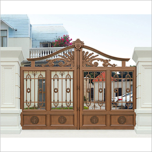 Villa Outdoor Building Material