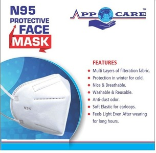 N-95 Disposable Face Mask