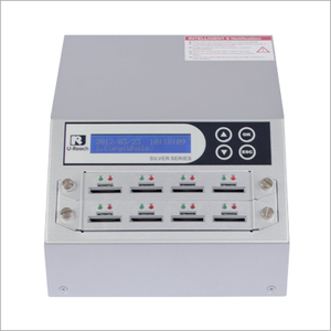 Combo SD/MicroSD Duplicators and Sanitizers
