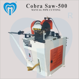 Cold Sawing-Pipe Cutting Machine