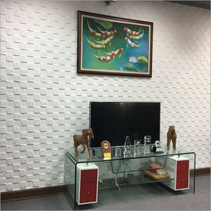 3D Cushioning PE Self-Adhesive Wall Panels