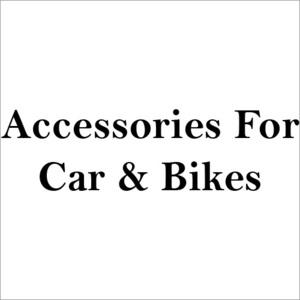 Accessories For Car & Bike