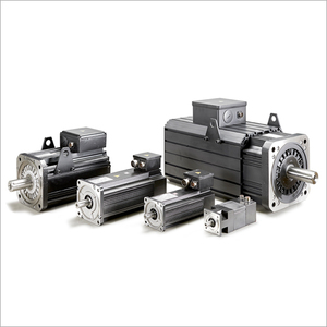 Servo Drives and Motors
