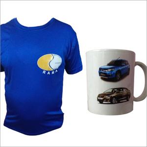 T-Shirt & Mug Printing