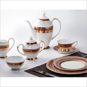 Ceramic Crockery And Tableware