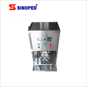 Solid Preparation And Filling Machine