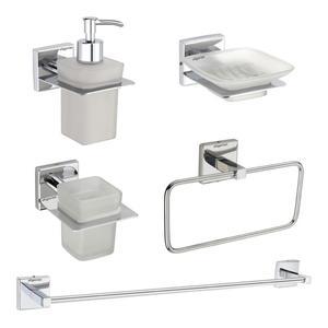 SS Bathroom Fittings
