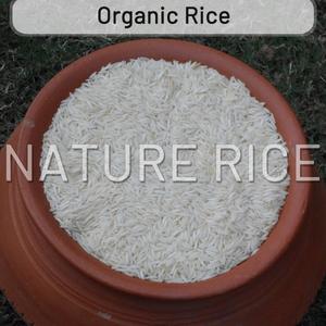 Indian Organic Rice