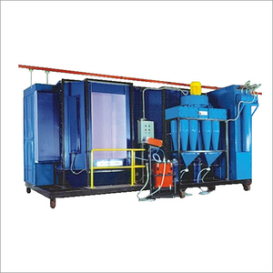 Coating Booth