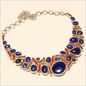 925 Gemstone Necklaces