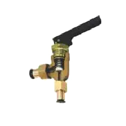 QUICK CLOSING OIL DRAIN VALVE