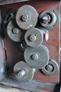 Textile Machine Gears