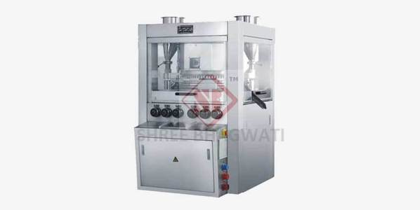 Dry and Wet Tablet Granulation Line