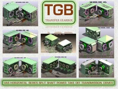 TGB : TRANSFER GEARBOX UNITS