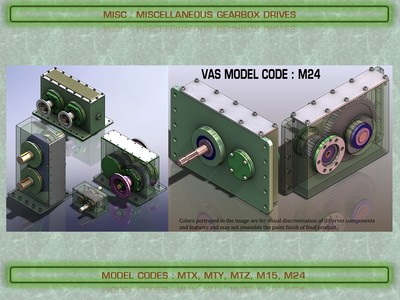 MISC : MISCELLANEOUS GEARBOX UNITS
