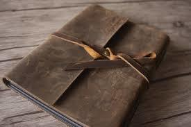 Leather Diaries & Journal