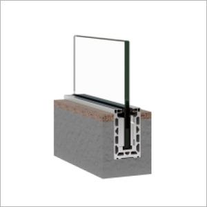 Aluminium Series Railing Supporting System