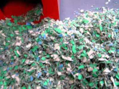 PP Waste Grinding