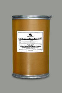 Iron Powder Electrolytic Reduction