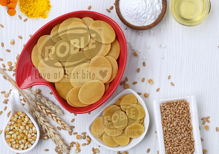 Cereal Based Double Layered Papad