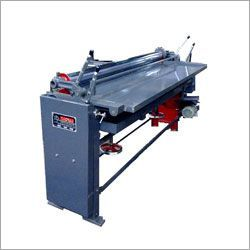 Semi Automatic Corrugated Box Making Machine