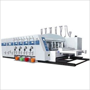 Automatic Flexo Printing Machine