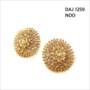 Gold Plated Earings